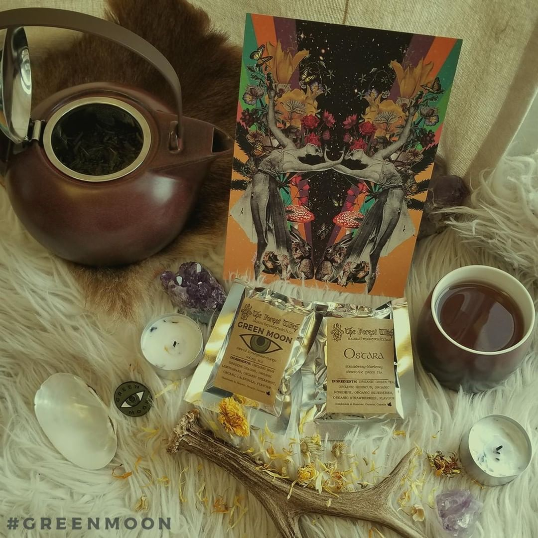 Ostara Box by Green Moon Apothecary
